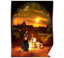 Gypsy siren fire song Poster