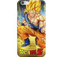 Super Saiyan  iPhone Case/Skin