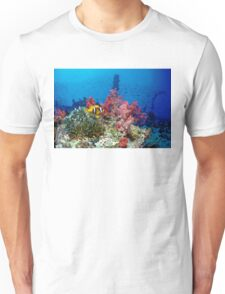 Big small world Unisex T-Shirt