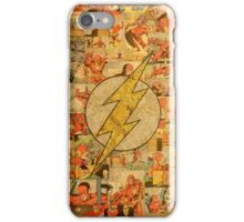 Flash Superhero iPhone Case/Skin