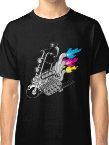 Grim Hellraiser Rides Again Classic T-Shirt