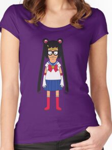 Tina Moon Women's Fitted Scoop T-Shirt