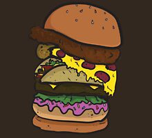The Ham-chick-za-aco-nut-burger! T-Shirt