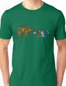 Turtles VS Cats T-Shirt