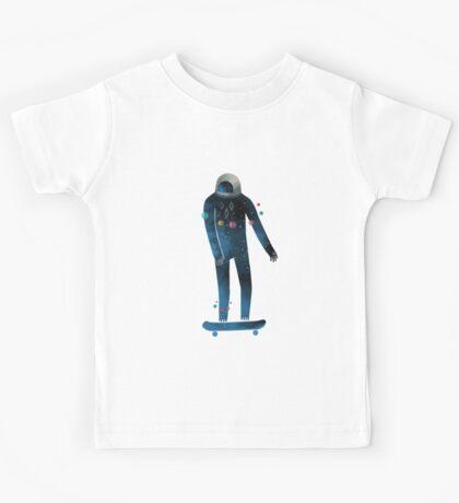 Skate/Space Kids Tee