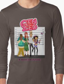 Genusual Suspects Long Sleeve T-Shirt