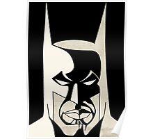 Batman - full face Poster