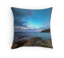 Looking to the Derwent Throw Pillow