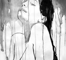 contentment by Loui  Jover
