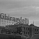 Ghirardelli Square in San Francisco by Buckwhite