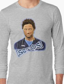 Scrubs J.D Long Sleeve T-Shirt
