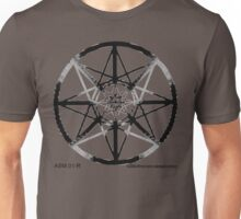 Lucas Darklord - Asmoir Probe Logo - Black Unisex T-Shirt