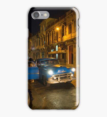 Night Taxi  iPhone Case/Skin
