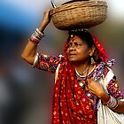 The Old lady  by JYOTIRMOY Portfolio Photographer