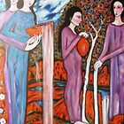 """The Four Seasons"" by catherine walker"