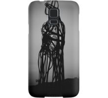 Llanbedrog Tin man Samsung Galaxy Case/Skin