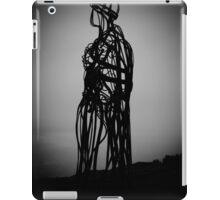 Llanbedrog Tin man iPad Case/Skin