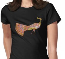Prince of birds  Womens Fitted T-Shirt