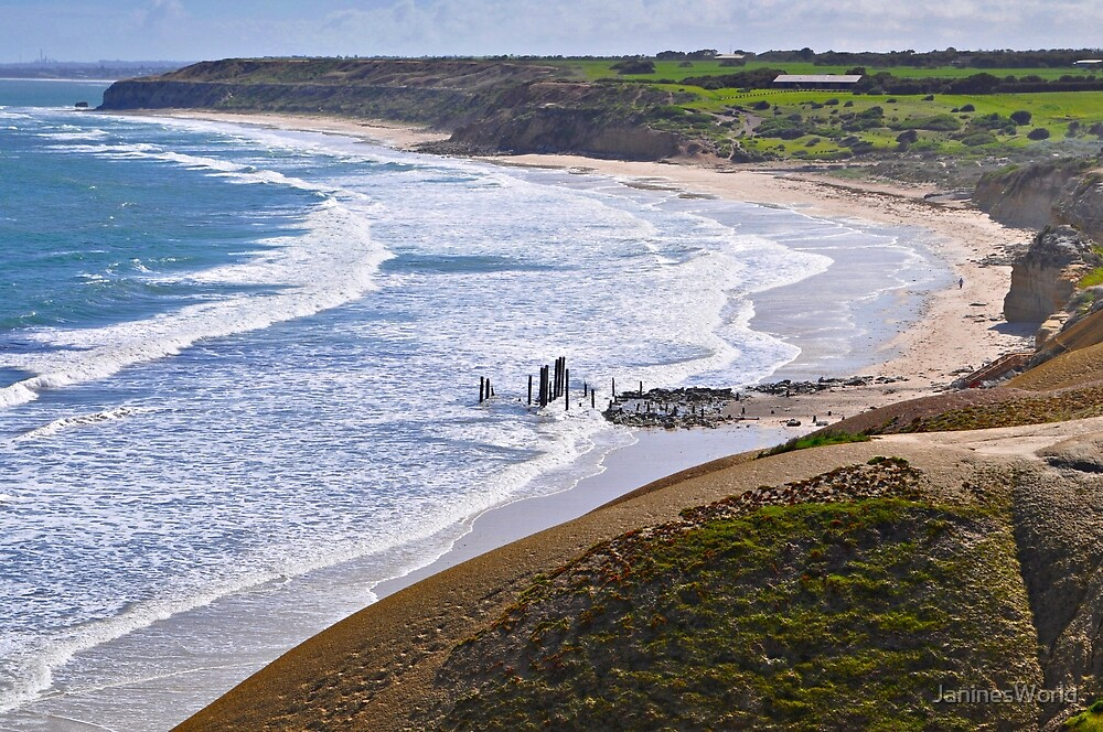 Port Willunga by JaninesWorld