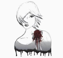 Ink girl by BexM