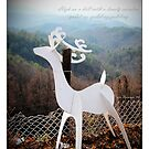 The Lonely Reindeer by Melinda  Ison - Poor