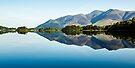 Blencathra Reflections - Derwentwater by David Lewins