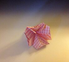 Origami Cherry Blossom by mikan787