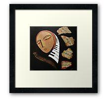 Making Music Framed Print