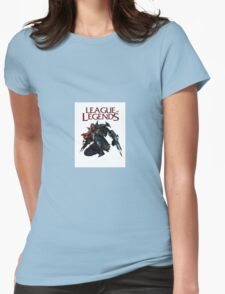 League of Legend - Zed Womens Fitted T-Shirt