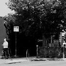 deli corner by Karen E Camilleri