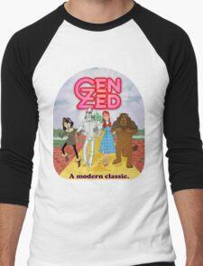 Wizard of Zed Men's Baseball ¾ T-Shirt
