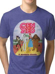 Wizard of Zed Tri-blend T-Shirt