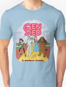 Wizard of Zed Unisex T-Shirt
