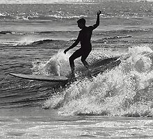 Silver Surf 2 by Mark Bolton