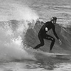 Silver Surf 1 by Mark Bolton