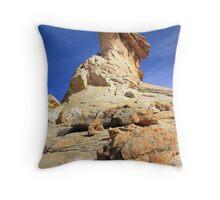 The Stone Dragon Throw Pillow