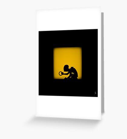 Shadow - My Precious Greeting Card