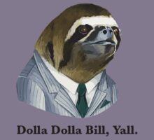 Dolla dolla bill yall Kids Clothes