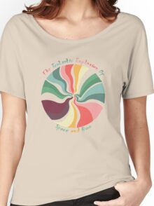 Space And Time Women's Relaxed Fit T-Shirt