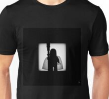 Shadow - The White Unisex T-Shirt