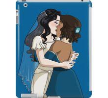 Korrasami Wedding Kiss iPad Case/Skin