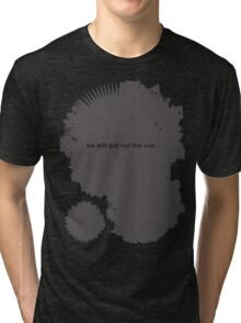 Lucas Darklord - Night 1 - We Will Put Out The Sun - Grey Tri-blend T-Shirt