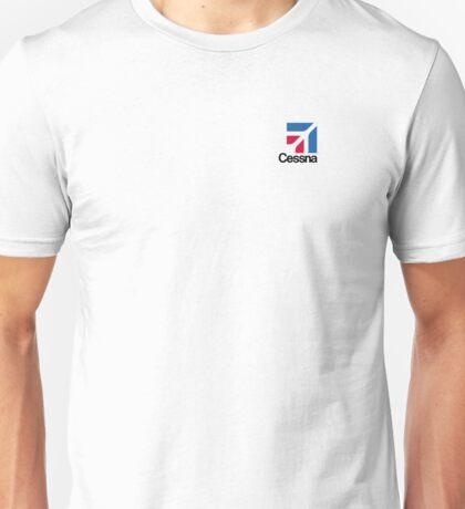 Cessna badge Unisex T-Shirt