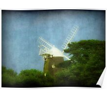 UK-Windmill...Jack ©  Poster