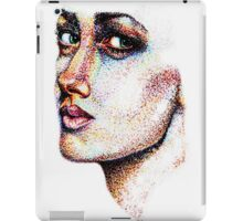 Portrait Pointed Out iPad Case/Skin