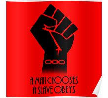 Bioshock - Raised Fist Poster