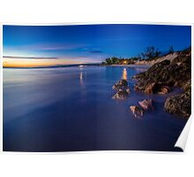 Drummond Cove, Geraldton Poster