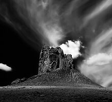 Boars Tusk - Killpecker Dunes by Cecil Whitt