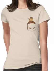 Alf Pocket  Womens Fitted T-Shirt