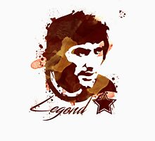 George Best - Coffe stain Unisex T-Shirt
